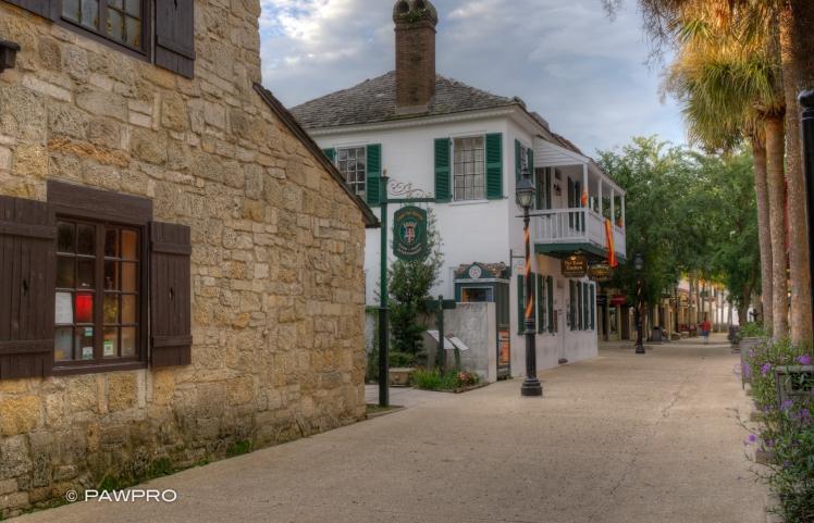 Historic St. George Street