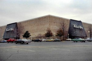 This is the mall as I recall it.