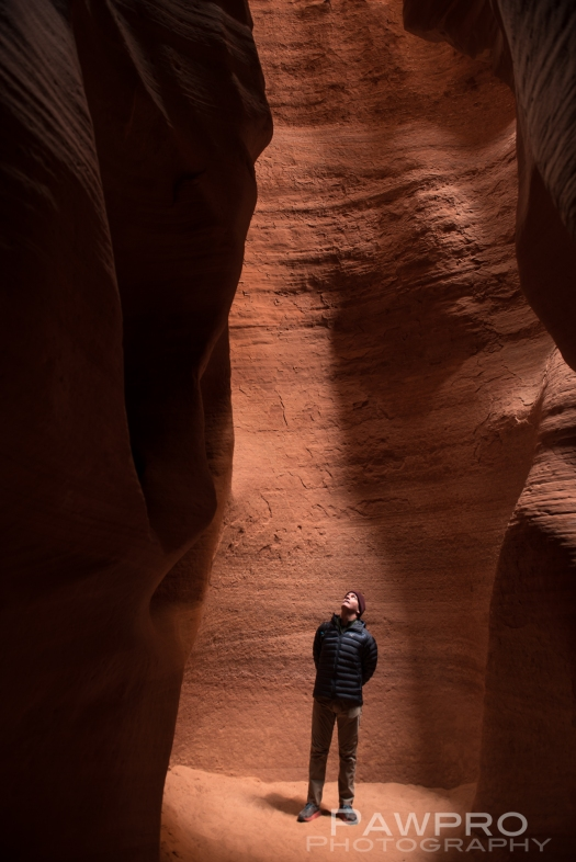 Slot Canyon/Amy Linn Doherty PhotoPAW9265